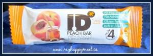 Peach Fruit Bar