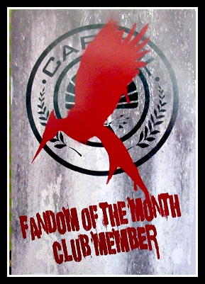 Fandom of the Month Club. The Hunger Games Theme July 2015