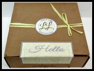 Lemon Lane Gifts Canadian Artisan Subscription Box