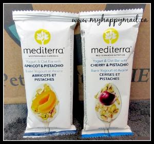Little Life Box Canadian Subscription Box Review Mediterra Yogurt and Oat Bars