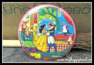 BiblioBox Bookish Subscription Box Review beauty and the beast pin