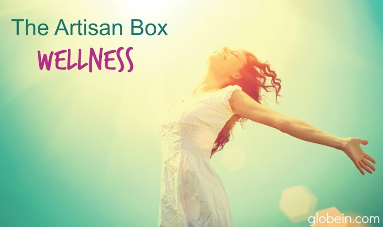 GlobeIn Artisan Subscription Box - The Wellness Box
