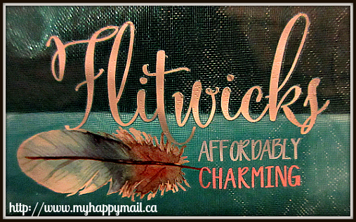 Flitwicks Box Review October 2015 Jewellery Subscription Box