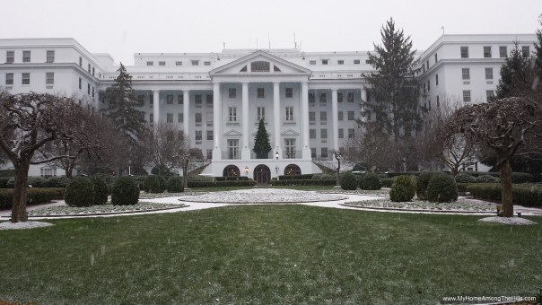 At the Greenbrier