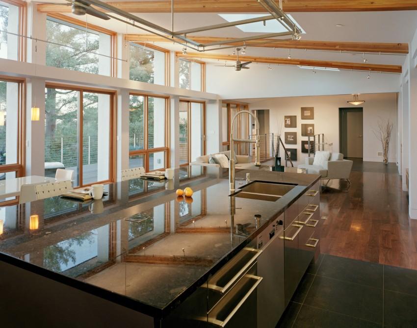 Jones residence by kaplan architects 05 myhouseidea for Architecture kapla