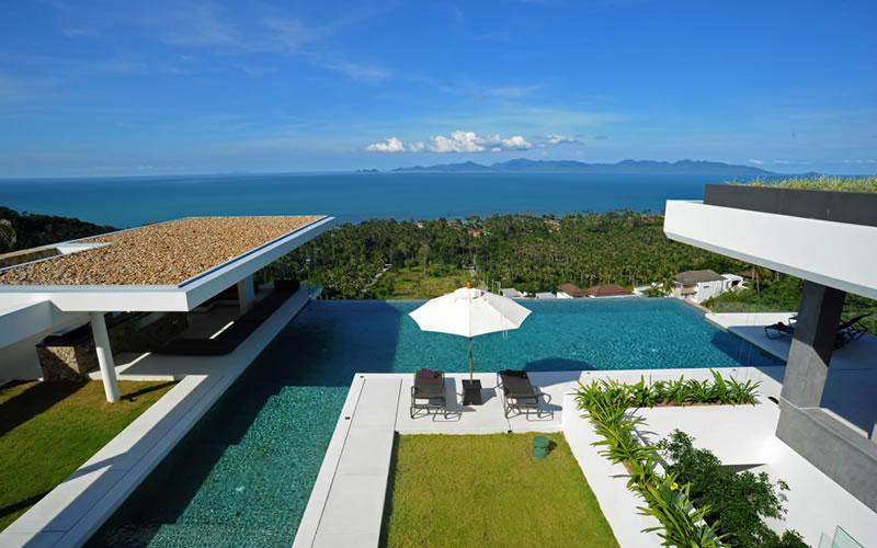 Luxury Pool Villa In Koh Samui
