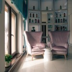 Beauty salon by Cult of Design 12