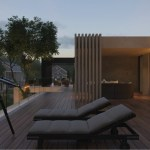 Country villa in Monteuil by Alexandra Fedorova 05