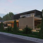 Country villa in Monteuil by Alexandra Fedorova 08