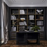 Luxury design in the neoclassical style by Building Evolution 05