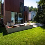 A house, a river or, building small by Anik Péloquin architecte 03