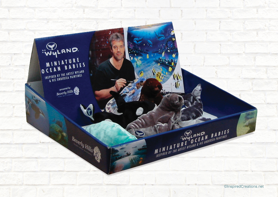 Wyland Worldwide_Mini Ocean Babies