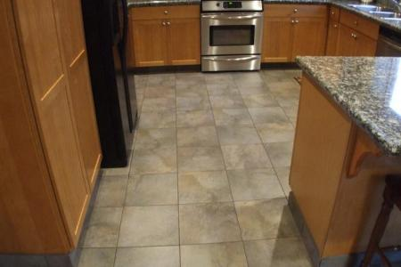 kitchen tile floor ideas