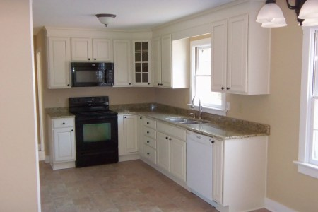 small l shaped kitchen cabinet design