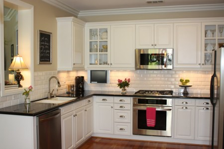 fabulous white kitchen cabinets remodel ideas