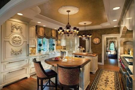 marvelous clic luxury kitchen design ideas1