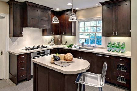 elegant small kitchen island ideas with cabinet and