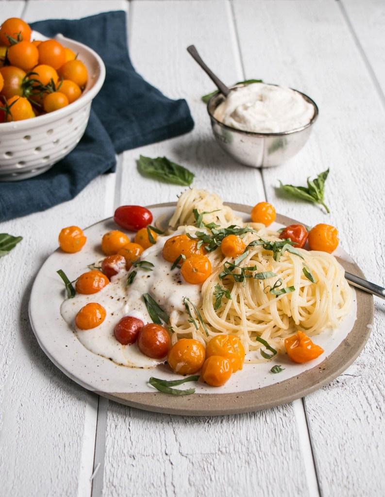 Summer Tomato Pasta   My Kitchen Love