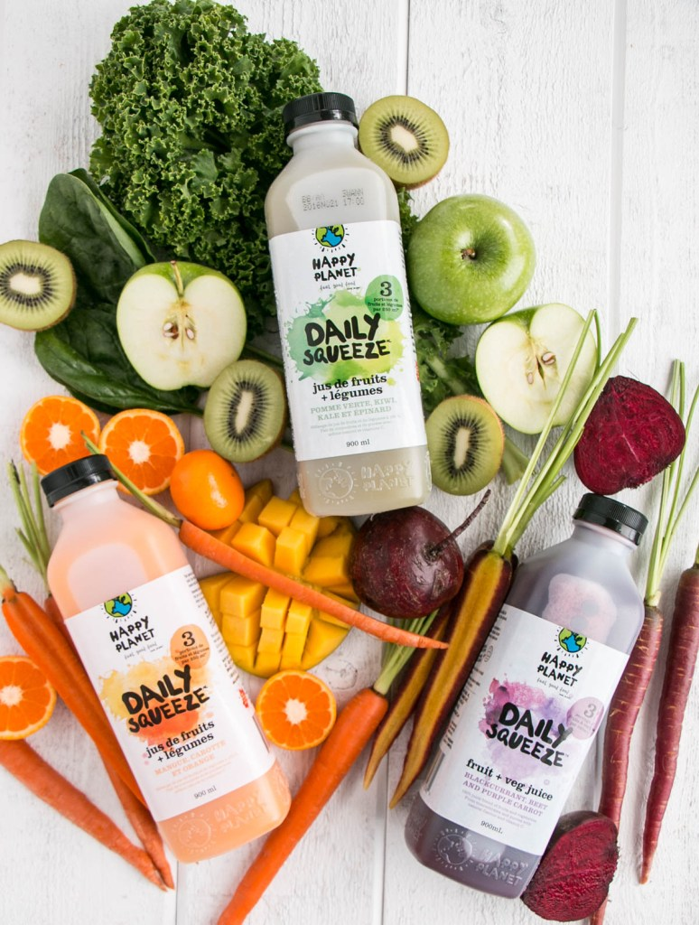 Happy Planet Daily Squeeze | My Kitchen Love