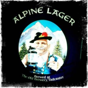 Alpine Lager - Samuel Smith's