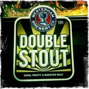 Double Stout - Westerham Brewery