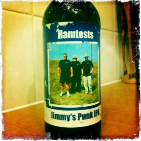 Hamtests Jimmy (Punk IPA) - Brewdog Brewery (248)