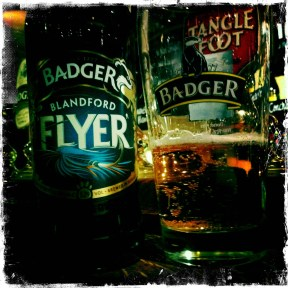 Blandford Flyer - Badger Brewery (297)