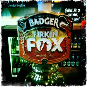 Firkin Fox - Badger Brewery (294)