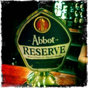 Abbot Reserve - Greene King (366)