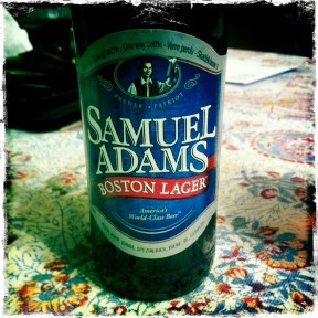 Boston Larger - Samuel Adams (406)