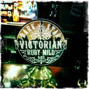 Victorian Ruby Mild - Dark Star Brewery (399)