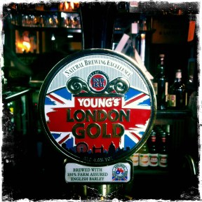 London Gold – Wells & Youngs