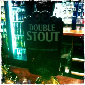 Double Stout - Hook Norton Brewery