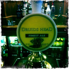 Druids Head Ale - Greene King