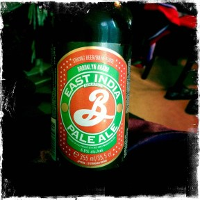 East India Pale Ale - Brooklyn Brewery
