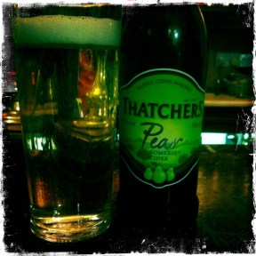 Pear Cider - Thatchers