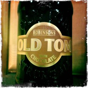 Old Tom With Chocolate - Robinsons Brewery