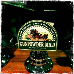 Gunpowder Mild - Coach House Brewery