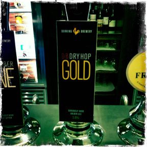 DB Dry Hop Gold - Dorking Brewery