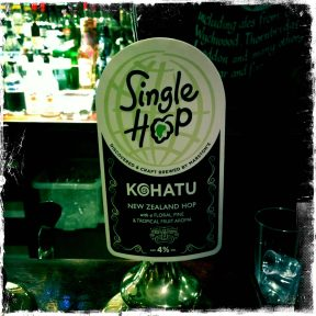 Single Hop Kohatu - Marston's Brewery