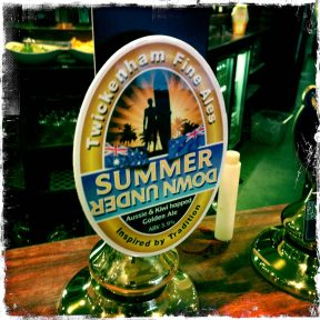 Summer Down Under - Twickenham Fine Ales