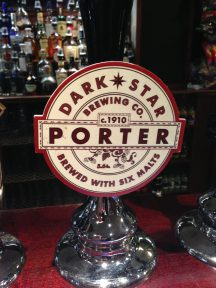 1920 Porter - Dark Star Brewery co
