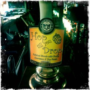 Hop Till You Drop - Derby Brewery
