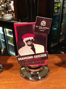 Diamond Geezer Red Ale - By The Horns Brewery