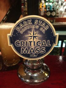 Critical Mass - Dark Star Brewery