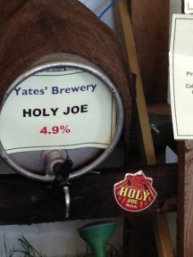 Holy Joe - Yates Brewery