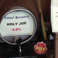 Holy Joe – Yates Brewery