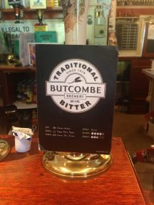 Traditional Bitter - Butcombe Brewery