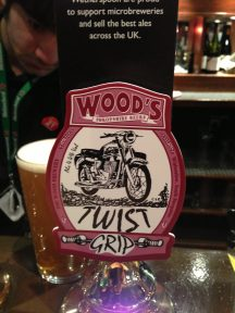 Twist Grip - Woods Brewery