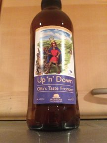 Up 'n' Down - Hobsons Brewery
